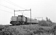 Eisenbahn Spoorwegen Railway NS 6426 Nederland Netherlands Original Negative 90s