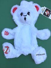 "Build a Bear 17"" Ghostbusters Teddy Bear Plush Toy - Unstuffed - New"