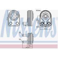 Nissens Ölkühler, Motoröl Ford B-Max,C-Max Ii,,Grand C-Max 90971 Ford