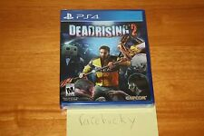 Dead Rising 2 (PS4 Playstation 4) NEW SEALED Y-FOLD, MINT!