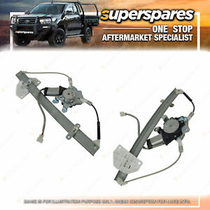 Right Hand Side Electric Front Window Regulator for Proton Persona 05/95 - 08/02