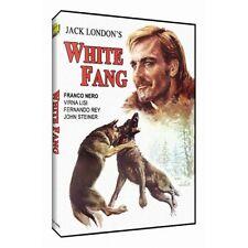 White Fang [Il Ritorno di Zanna Bianca] (DVD, 2014) Jack London-Klondike-Gold