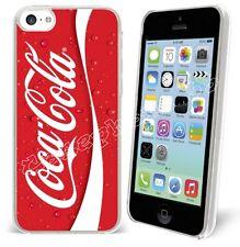 COQUE CASE - Iphone 3-4S-5S-SE-5C-6-6 plus-7-7 plus + 1 FILM  REF 82 COCA COLA