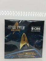 Star Trek Discovery Starfleet Badge Command Lapel Pin QMx Quantum Mechanix Disco