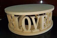 vintage cake stand Circular round  weddings birthday Engagements Anniversary