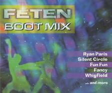 Compilation Maxi CD Feten Boot Mix - Europe (VG+/EX+)