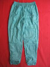 Pantalon survetement Toile années 90 Vert vintage Adidas - 42