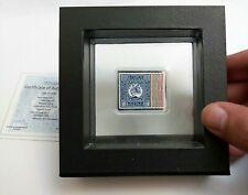 Georgian 5 Lari 925 Silver Coin 2019 UNC Low Mintage 1500
