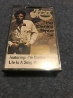 JOHNNY MATHIS ~ I'M COMING HOME ON CASSETTE TAPE 1973