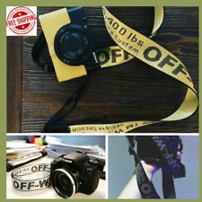 Best Off White Print Camera Strap Belt Shoulder Neck Belt For Digital camera SLR