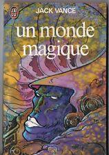 JACK VANCE ¤ UN MONDE MAGIQUE ¤ 05/1978 j'ai lu SF