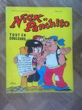 NICK ET PANCHITO 10  BE (A54)