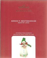 Hallmark 2020 Birdie P Nestinghouse Snowtop Lodge Series Ornament