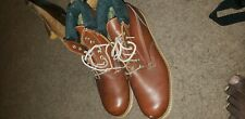 Ramrods Mens Boots Brown  Outdooor Woodland  46952   Size 10.5