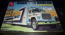AMT Ford LN 8000 Race Car Hauler Louisville 1/25 Model Car Mountain FS