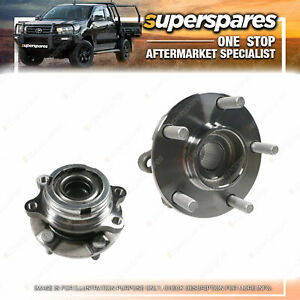 Left Hand Side Front Wheel Hub for Nissan Pathfinder R52 2013-ON With Bearing