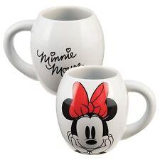 DISNEY MINNIE MOUSE 18oz Oval Ceramic Coffee Mug - VANDOR Item #89064