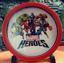SUPERHEROES GRAPHIC ICON (3) Memorabilia Collectors' Wall Clock