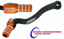 KTM SX 125 150 05-15  APICO gear shift lever  Orange / Black   Pt:GPF500