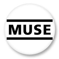 Porte clé Keychain Ø45mm Muse Rock alternatif Matthew Bellamy