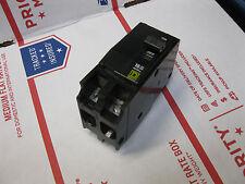 SQUARE D QOB260 CIRCUIT BREAKER 60 AMP 2 POLE QOB bolt on HACR Series Yellow