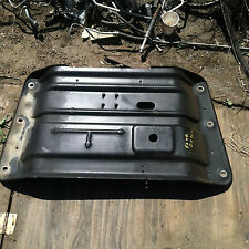 OEM SKID PLATE 2003-2006 JEEP WRANGLER  AUTOMATIC or STANDARD TRANSMISSION USED