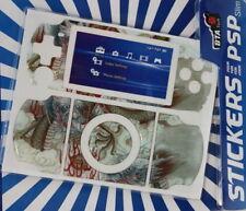 PSP AUTOCOLLANT POUR PSP SLIM LIVRAISON RAPIDE   abcdef