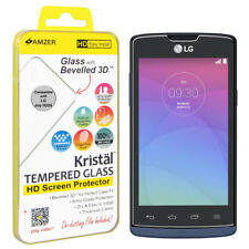 AMZER Tempered Glass HD Screen Guard Protector Shield For LG Joy H220