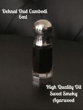 DEHNAL OUD CAMBODI 6ml Premium Quality Exclusive Cambodian Perfume Oil