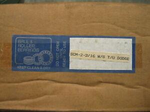 Dodge SCM-2-3/16 Pillow Block Bearing