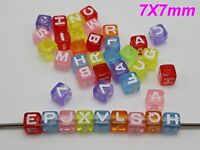 Qty 20 charms 14x12x6.5mm Mixed Color Acrylic Heart Charms Hole 2mm