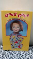 ULTIMATE CHUCKY figure CHILD'S PLAY charles lee ray GOOD GUYS 7-inch scale NECA