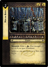 LOTR: Men of Rhun - Foil [Moderately Played] The Two Towers Lord of the Rings TC