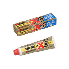Cemedine SUPER-X GOLD 135ml - epoch-making one-part quick curing adhesive