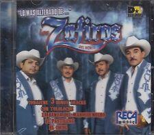 Los Zafiros Del Norte Lo Mas Alterado  CD New Nuevo sealed