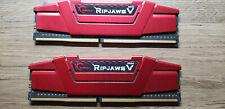 G. SKILL Ripjaws V Series 16 GB RAM 2400MHz PC4 19200 DDR4 SDRAM Memory