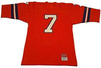 Macgregor Sand Knit M Vintage NFL Jersey Denver Broncos 7 John Elway Vintage