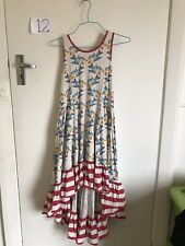 Size 12 Paper Wings Bluebird Dress Excellent Condition
