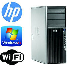 HP Z400 Workstation Xeon X5570 2.93GHz 12GB RAM 1TB DVDRW NVS295 wifi WIN10
