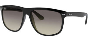 Ray-Ban Boyfriend Oversized Sunglasses w/ Gradient Lens RB4147 60132 56 - Italy