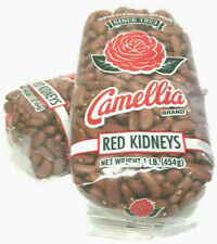 Camellia Brand - Famous New Orleans Red Beans Since 1923 - 2 lb - Fresh Non-GMO