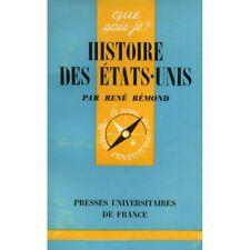 Histoire des Etats-Unis / Rémond, René / Réf34116