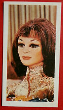 Barratt THUNDERBIRDS 2nd Series Card #8 - Beautiful Tin-Tin, daughter of Kyrano