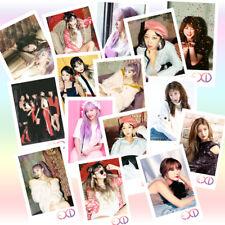 30pcs KPOP EXID LOMO Card Eclipse Photocard SOLJI Poster HANI Photo JUNG HWA