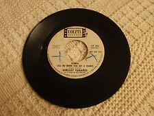TEEN SHELLEY FABARES RONNIE CALL ME WHEN YOU GET A CHANCE/I LEFT A NOTE COLPIX