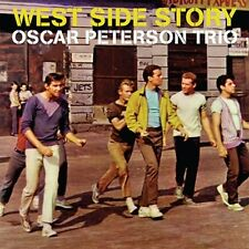 CD OSCAR PETERSON TRIO WEST SIDE STORY MARIA JET SONG SOMEWHERE I FEEL PREETY