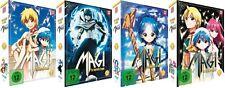 Magi - The Labyrinth of Magic - Box 1-4 - Episoden 1-25 - DVD - NEU