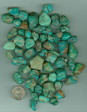 271 GRAMS OF STABILIZED TURQUOISE ROUGH STABILIZED TURQUOISE ROUGH NUGGETS