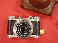 Fotokamera Altissa Altix Objektiv Cludor Meyer-Optik Trioplan 2,9/50 +Tasche