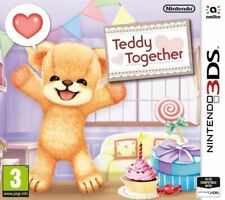 Teddy Together (Nintendo 3DS, 2016)